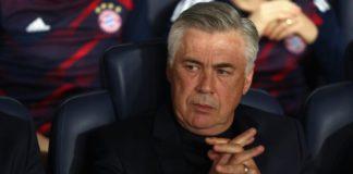 carlo ancelotti, calcio napoli, calciomercato, champions