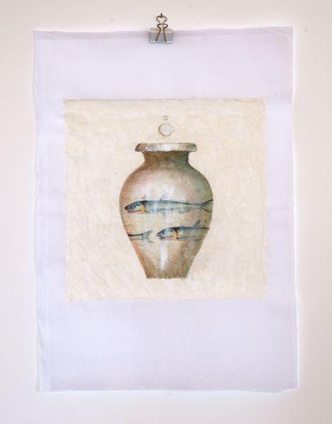 """Dal 10 maggio """"Alchimia"""", la mostra personale di Gabriella Gorini"""