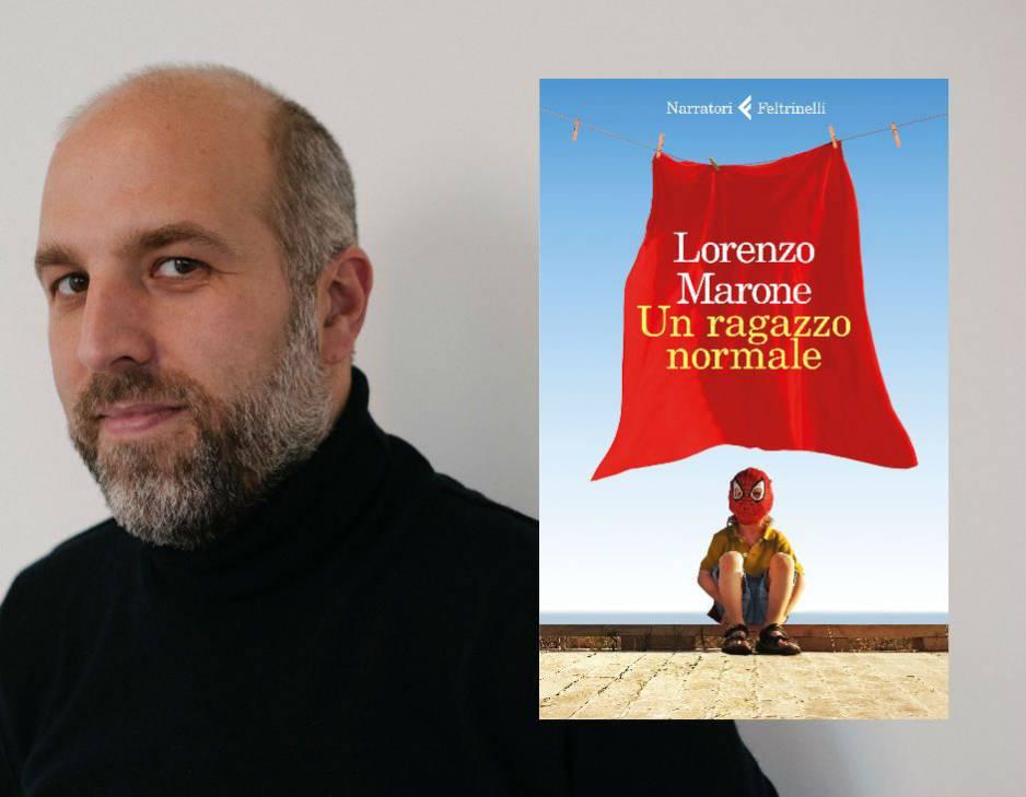 """Lorenzo Marone e gli eroi """"normali"""""""