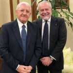 San Paolo, De Laurentiis incontra De Luca: pronti 20 milioni