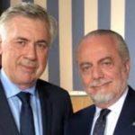 Ancelotti: «Sono felice, il progetto mi appassiona e il Napoli ha una tra le migliori tifoserie d'Italia»