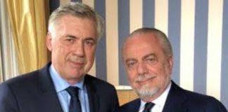 Ancelotti-Napoli, si decide ora il futuro, carlo ancelotti, aurelio de laurentiis