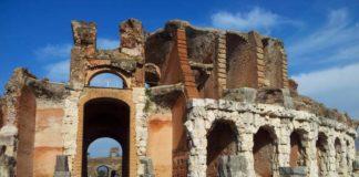 arteteca, anfiteatro camapano, santa maria capua vetere