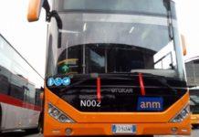 anm, scontro - nuovi autobus, de magistris