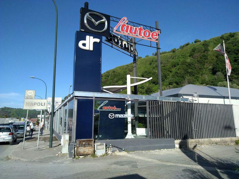 Agnano, apre showroom DR