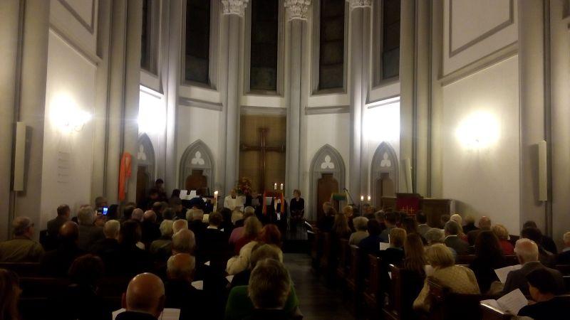 La Chiesa Luterana Mondiale in visita a Napoli e Roma