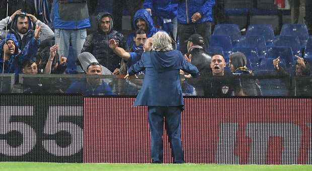 Sampdoria – Napoli, cori razzisti: il Giudice Sportivo ha deciso
