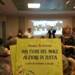 """Successo per la prima presentazione del libro """"Dai fiori del male ai fiori di zucca"""""""