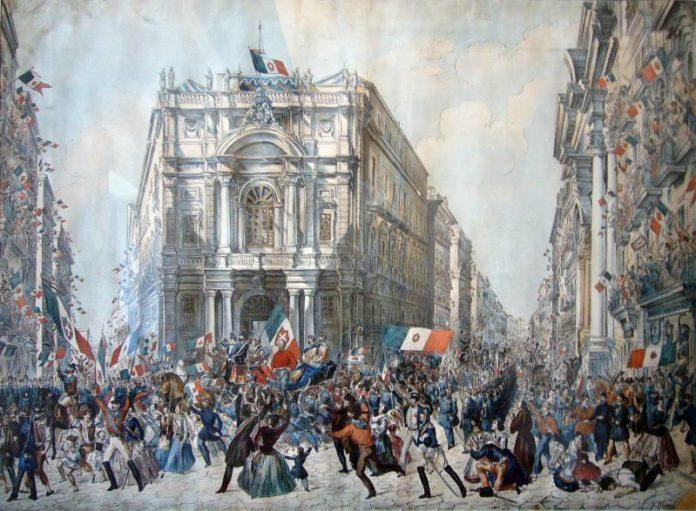 maggio 1860, garibaldi, napoli