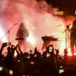 Liberato a Napoli, il video del primo concerto