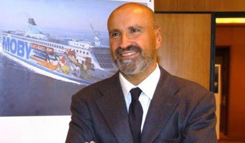 """L'armatore Vincenzo Onorato: """"Spazio agli italiani nel settore marittimo"""""""