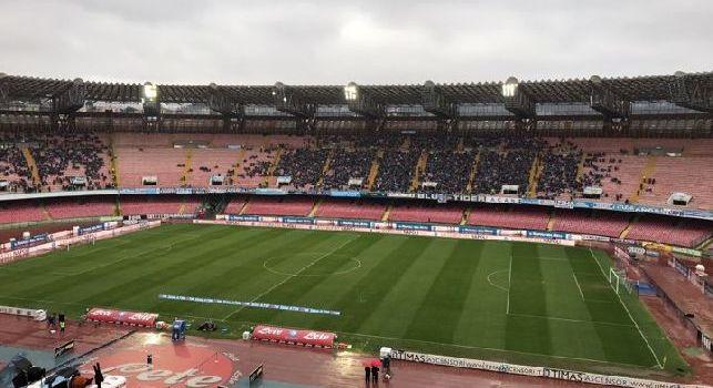 Napoli – Crotone, biglietti in vendita: prezzi choc