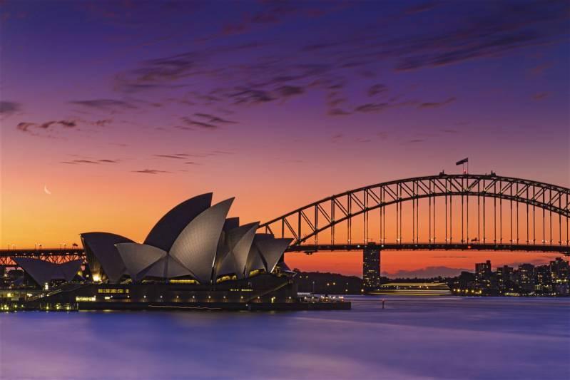 Gemellaggio tra Napoli e Sydney