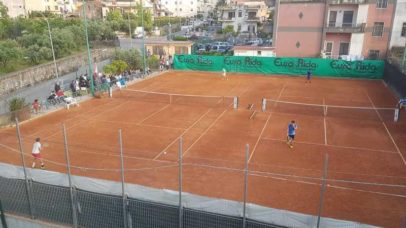 Eurorida Cup, il gran torneo nazionale di tennis alla periferia di Napoli