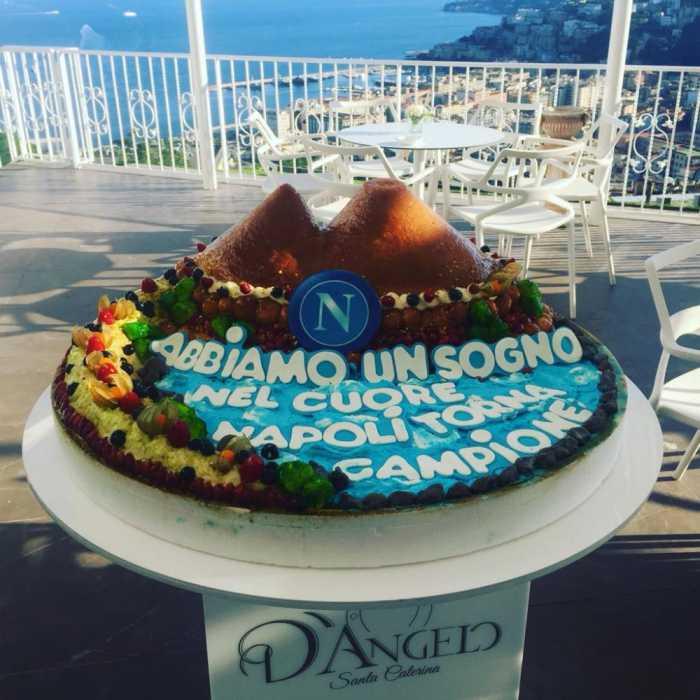 Villa D'Angelo, il racconto della cena degli azzurri