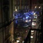 (Video) Napoli, violenta esplosione in via Toledo