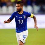 Napoletano e capitano dell'Italia. Insigne fa onore agli azzurri