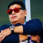 Maradona: «Sono più vivo che mai. Sul web bugie senza senso»