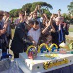 Grande festa e affluenza all'inaugurazione di Edenlandia