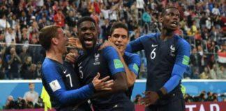 mondiali, russia 2018, francia campione del mondo