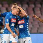 Ottimo esordio al San Paolo per il Napoli di Sir Carlo Ancelotti