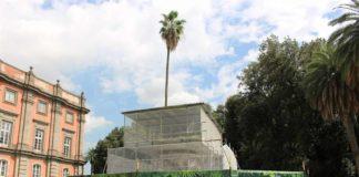 capodimonte. museo, fontana del belvedere