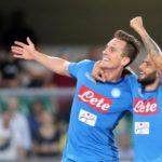 TS: Napoli - Parma, 5 cambi anche stasera per il mister. In campo Milik e Insigne