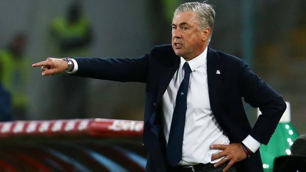Tutti i Napoli di Carlo Ancelotti