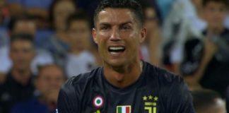 Champions, Cristiano Ronaldo, Valencia-Juventus