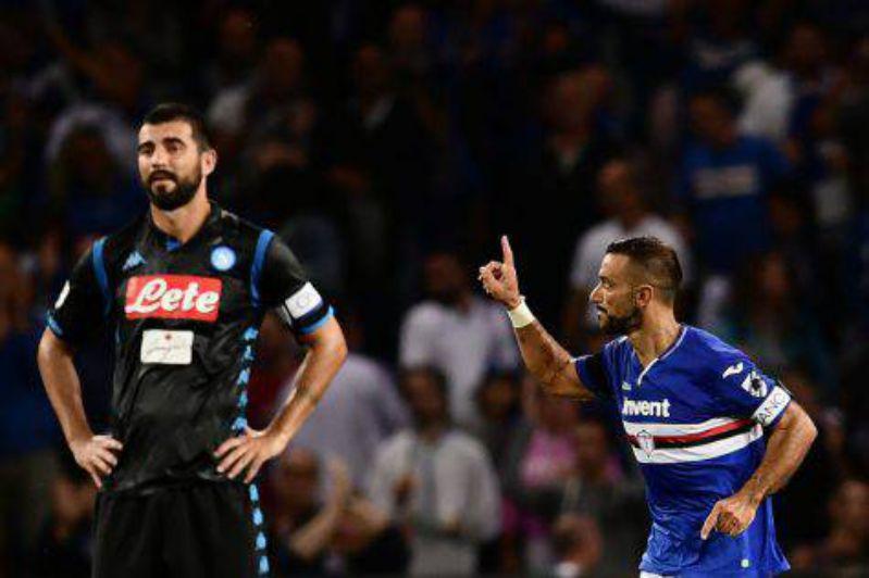 Napoli: alla ricerca dell'equilibrio perduto dopo la sconfitta contro la Sampdoria