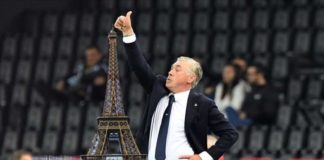 ancelotti, champions, parigi