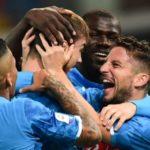 Dacia Arena, tris Napoli: azzurri a - 4 dalla Juve