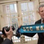 """(Video) """"Forza Napoli, sempre!"""", il sindaco di New York tifa e ama Napoli"""