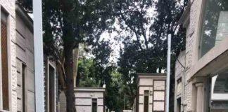 cimitero napoli, incuria, degrado