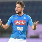 Napoli - Roma 1-1: Mertens salva il Napoli al 90'