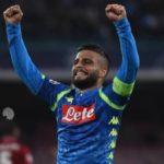 Napoli - Liverpool 1-0 : Insigne al 90' fa sognare