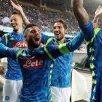 Champions, vittoria al san Paolo: Insigne spedisce gli azzurri al comando del girone C