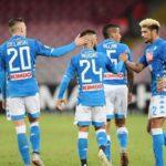 Il Napoli batte il Sassuolo 2 a 0: in gol Ounas e Insigne