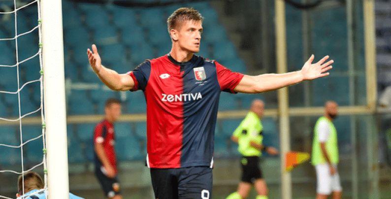 Krzysztof Piątek, calciomercato, napoli