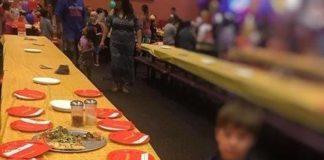 teddy, festa di compleanno, arizona