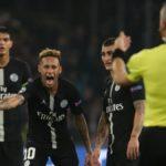 """Napoli - Psg, Neymar attacca Kuipers: """"Ci ha mancato di rispetto!"""""""