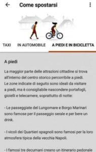 app antinapoletana Google Trips