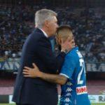 """Coverciano, Lorenzo Insigne: """"Ancelotti? Peccato non averlo incontrato prima!"""""""