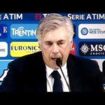 """Napoli - Chievo 0-0, Ancelotti: """"Non crocifiggiamo nessuno e pensiamo a mercoledì"""""""