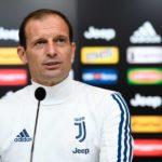 """""""Vincere per mantenere il + 6 sul Napoli"""", l'imperativo di Allegri in conferenza stampa"""
