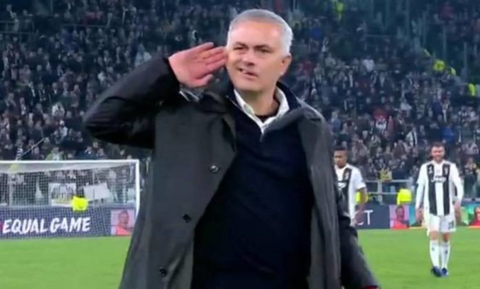 Josè Mourinho, champions, juve.manchester