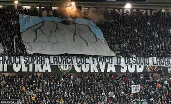 cori razzisti, striscioni, Juventus -Napoli
