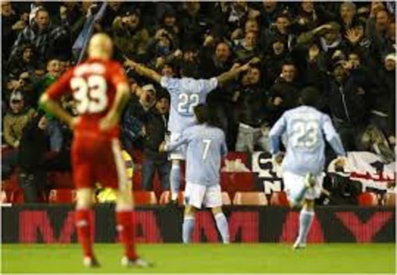 Quando il Pocho fece tremare Anfield