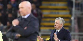 Carlo Ancelotti spiega il turn over