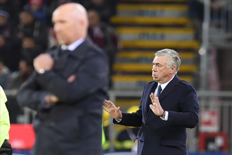 """Ancelotti spiega il turn over: """"Volevo una squadra fresca"""""""